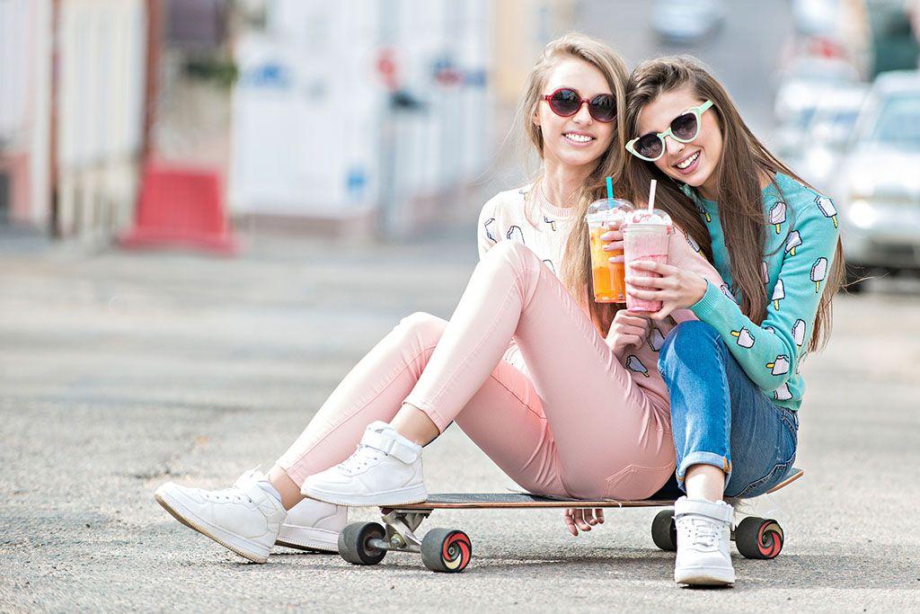 teenage girls-Escape Skin and Body - Beauty Salon Hobart